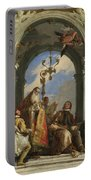 Saints Maximus And Oswald Portable Battery Charger