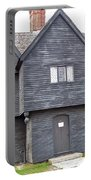 Salem Witch House Portable Battery Charger