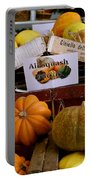 San Joaquin Valley Squash Display Portable Battery Charger