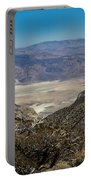 Saline Valley Panorama Portable Battery Charger