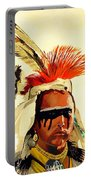 Salish Brave  Portable Battery Charger