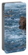 Salmon Salmon Everywhere Portable Battery Charger