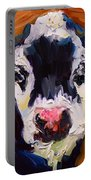 Salt And Pepper Cow 2 Portable Battery Charger