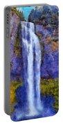 Salt Creek Falls Portable Battery Charger