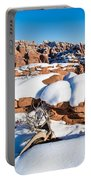 Salt Valley Overlook Portable Battery Charger