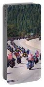Salute To Veterans Rally Portable Battery Charger