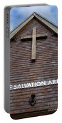 Salvation Portable Battery Charger by Doug Wilton