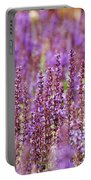 Salvia Abstract Portable Battery Charger