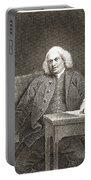 Samuel Johnson, English Author Portable Battery Charger