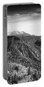 San Bernardino Snow Portable Battery Charger
