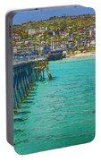 San Clemente Pier Portable Battery Charger