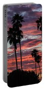 San Clemente Sunset Portable Battery Charger