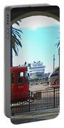 San Diego Transportation Portable Battery Charger