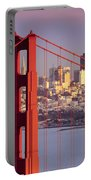 San Francisco Portable Battery Charger