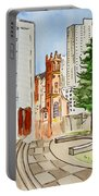 San Francisco - California Sketchbook Project Portable Battery Charger