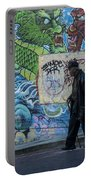 San Francisco Chinatown Street Art Portable Battery Charger