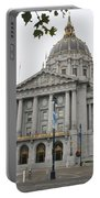 San Francisco  City Hall Portable Battery Charger