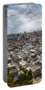 San Francisco Daytime Panoramic Portable Battery Charger