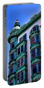 San Francisco Glow By Diana Sainz Portable Battery Charger