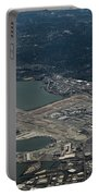 San Francisco International Airport Portable Battery Charger
