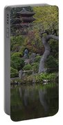 San Francisco Japanese Garden Portable Battery Charger