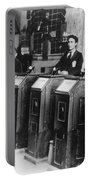 San Francisco Kinetoscope Portable Battery Charger