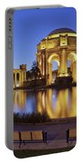 San Francisco Palace Of Fine Arts Theatre Portable Battery Charger