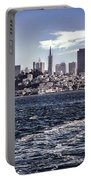 San Francisco Skyline Portable Battery Charger