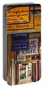 San Francisco Street Shops Portable Battery Charger
