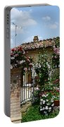 San Gimignano Beauty Of Tuscany  Portable Battery Charger