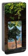 San Gimignano Door Portable Battery Charger