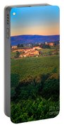 San Gimignano Vineyards Portable Battery Charger