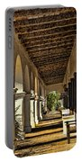 San Luis Rey Mission - California Portable Battery Charger