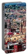 San Miguel De Allende Portable Battery Charger