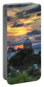 San Miguel De Allende Sunset Portable Battery Charger