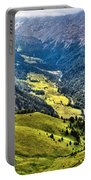 San Nicolo' Valley - Italy Portable Battery Charger