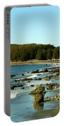 San Simeon Pier Portable Battery Charger