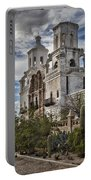 San Xavier Del Bac Portable Battery Charger
