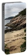 Sand Beach Acadia Park Portable Battery Charger