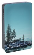 Sand Harbor-lake Tahoe Portable Battery Charger