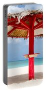 Sand Haven Beach Hut Portable Battery Charger