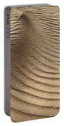 Sand Pattern Abstract - 3 Portable Battery Charger