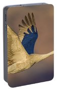 Sandhill Crane Young Adult Portable Battery Charger