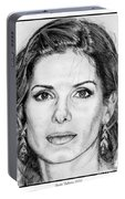 Sandra Bullock In 2005 Portable Battery Charger
