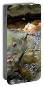 Sandstone Boulders At Hurricane Branch Portable Battery Charger