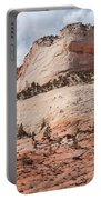 Sandstone Mountain Portable Battery Charger