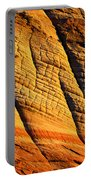 Sandstone Of Time Portable Battery Charger