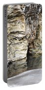 Sandstone Reflections Portable Battery Charger by Douglas Barnard