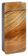 Sandstone Swirls Portable Battery Charger