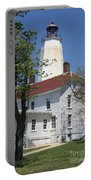 Sandy Hook Lighthouse Iv Portable Battery Charger